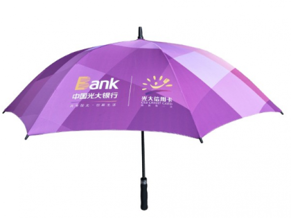 你了解广告伞的面料吗?