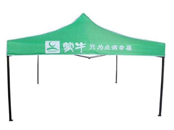 搭折叠广告帐篷的时候需要注意什么?
