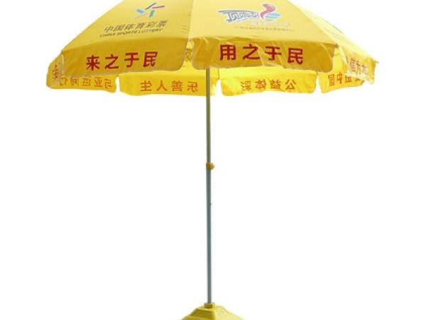 为什么广告太阳伞如此受欢迎?