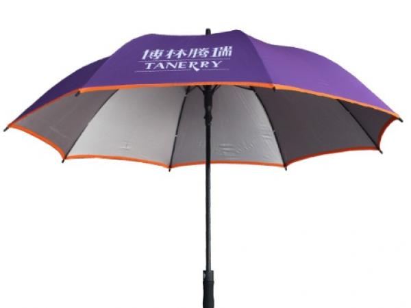 高尔夫伞与普通雨伞有什么区别?