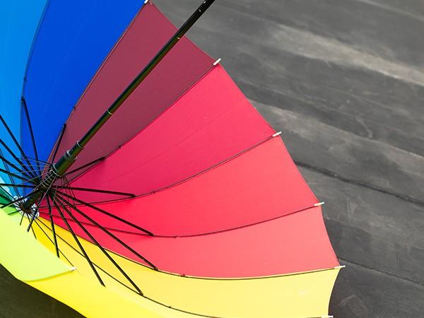 折叠伞与直杆伞都拥有什么不同的特点?