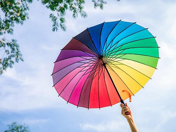 各类广告伞的功能和宣传特色简析