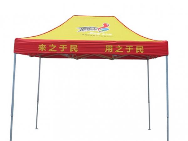 户外宣传帐篷整理和存放的保养知识